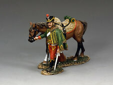 NA301 Hussar Walking with Horse by King & Country