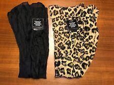Safari Cheetah Print Women's Scarf - Lot of two - NWT