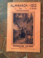 Excelsior Almanach Delle Patronages 14e Anno 1913