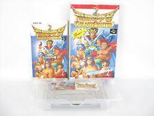 HIRYU NO KEN S Golden Fighter Ref/ccc Super Famicom Nintendo Japan Game sf
