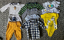 baby boy size 6 months Clothing Lot