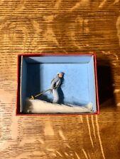 Britains: Rare Boxed #2037 - Ski Trooper Post War Pre-Owned