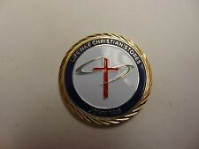 CHALLENGE COIN LIFEWAY CHRISTIAN STORES JOHN 14:6 SOUTHEAST DISTRICT