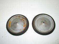 Vintage Wheels For Pressed Steel Trucks Or Wagons. Vintage Toy Parts