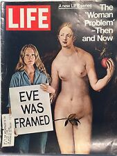 LIFE MAGAZINE Aug 13 1971 * Beatles&Dylan * Conjugal Prison Visits * Acupuncture