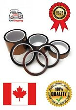 "APT, 2""x36Yds,1 mil Kapton Tape, High-Temperat,Ship From CANADA"