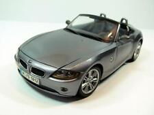 Modellauto MAISTO * BMW Z4  * 1:18 * anthrazit metallic