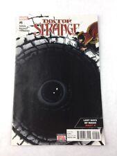 Doctor Strange #9 August 2016, Marvel Comic