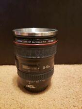 Camera Lens Stainless Steel Mug