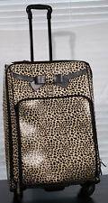 GUESS Luggage Travel Bag Animal Print Suitcase