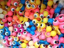 20X Glow Dark Finger Eye Puppet Lucky Pinata Birthday Party Favors Filler Toys