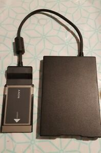 Sony Floppy Disk Adapter Model FA-P1 N50