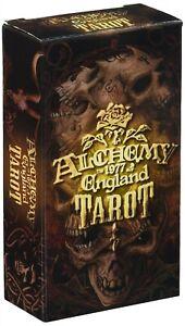 Alchemy Gothic Tarot Card Set Spiritual Esoteric Cards Reading