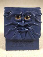 Grichels Custom Magic The Gathering Blue Monster Face Ultra Pro Deck Box MTG C2