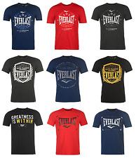 Everlast T-Shirt S M L XL XXL 3XL * Muay Thai Boxen BJJ Fitness MMA UFC Lonsdale