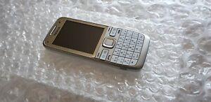 Nokia E55 - White (Unlocked) Smartphone