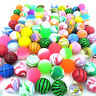 10pcs Coloful BOUNCY JET BALLS BIRTHDAY PARTY LOOT FILLERS Cute BAG G5F6