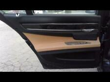 09 10 11 12 13 14 15 BMW 750 SERIES Right Quarter Panel Cut