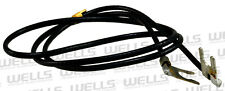 Ignition Coil Lead Wire WVE BY NTK 6D1036