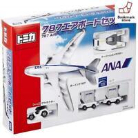 Takara Tomy New Tomica 787 Airport Set ANA F/S