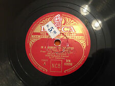 "HELEN FORREST ""In A Moment Of Madness""/""Time Waits For No One"" 78rpm 1944 EX/NM"