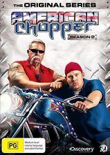 American Chopper - The Original Series : Season 2 (DVD, 2011, 3-Disc Set)