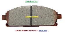 FOR NISSAN XTRAIL 2.0 2.2TD 01 02 03 04 05 06 07 FRONT BRAKE PADS SET