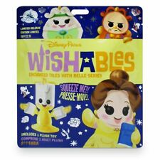 Disney Parks Beauty and the Beast Mystery Wishable, NEW