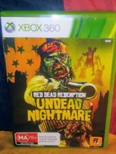 Red Dead Redemption: Undead Nightmare - Microsoft Xbox 360 - With Manual & Map