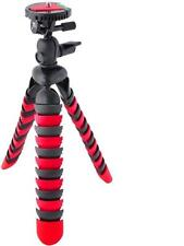 "12"" Flexible Tripod w/ Flexible Wrappable Legs For Camera & Camcorder Sony Canon"