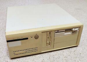 Retro Vintage PC AMD-K5 166 Mhz, 32MB RAM, HDD 261MB, SSD/CF-Card 519MB, VGA,486