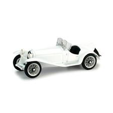ALFA ROMEO 2300 1931 STRADALE WHITE 1:43 Brumm Auto d'Epoca Die Cast Modellino