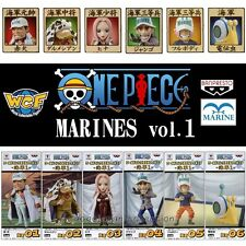ONE PIECE WCF World Collectable Figure MARINES vol.1 Complete set