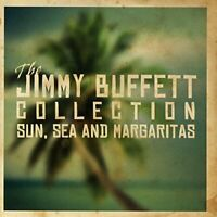 Jimmy Buffett - THE JIMMY BUFFETT COLLECTION, SUN SEA and MARGARITAS [CD]