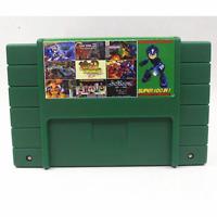Super 100 in 1 Game 16 Bit for Nintendo SNES Multi Cart Game Cartridge NTSC US