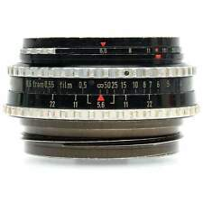 Hasselblad 60mm f5.6 Distagon Lens for 1000F