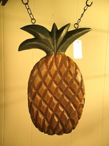 """""""PINEAPPLE"""" Replacement Sign - Resin Sign for Country Arrow Holder"""