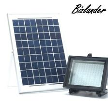 Upgraded Outdoor Waterproof Security Lighting Solar Flood Light Dusk to Dawn