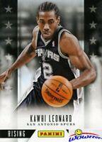2013/14 Panini Hoops Rising Stars EXCLUSIVE #3 Kawhi Leonard MINT Rare Insert