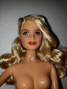 *NUDE DOLL*   MODEL MUSE BLONDE Barbie