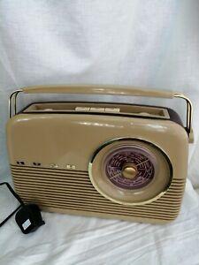 Bush retro fm radio