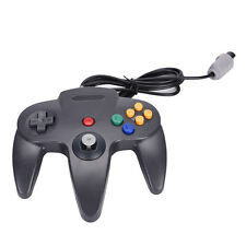 1x Long Handle Gaming Controller Pad Joystick For Nintendo N64 System 2Y