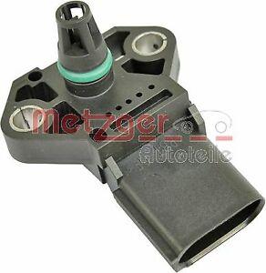 NEU - METZGER 0906259 Sensor, Ladedruck für AUDI SEAT