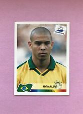 #1 PANINI World Cup 1998 - 🇧🇷 RONALDO N.28 - ROOKIE - FROM THE PACK