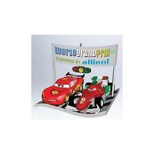 NEW HALLMARK KEEPSAKE ORNAMENT DISNEY PIXAR'S CARS 2 RACE RIVALS CHRISTMAS 2011