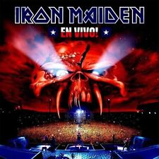 IRON MAIDEN - EN VIVO - 2CD NEW SEALED 2012