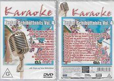 DVD--KARAOKE--SCHIHÜTTNHITS VOL 4