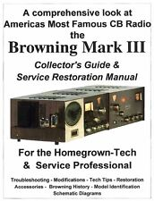 Browning Golden Mark III-Restoration / Service Manual & Lots More Collector Info
