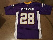 Minnesota Vikings Adrian Peterson #28 NFL Jersey Size Large