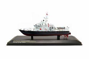 TINY City Hong Kong ASI Divisional Command Launch Police Sacle 1/200 Ship Model